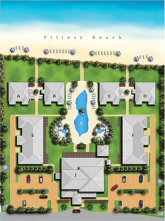 Preparation Of Site Plan For Villas Function Hall And Facilities